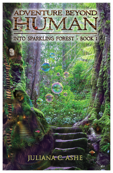 Into Sparkling Forest
